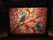 Backlit Birds Again