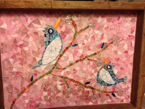 Birds Again Mosaic